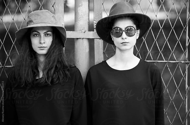 sisters by Alexey Kuzma for Stocksy United