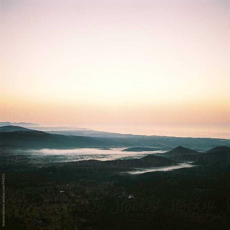 Sunrise in Majorca by Andrew Spencer for Stocksy United