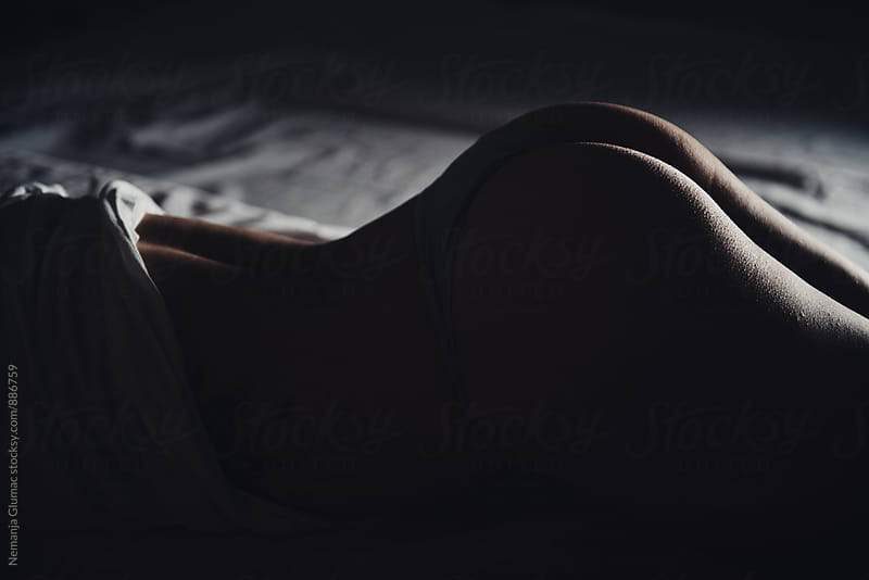 Sensual Female Buttock by Nemanja Glumac for Stocksy United