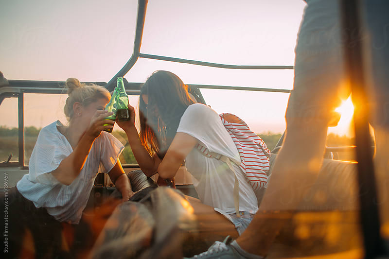 Summer Fun by Studio Firma for Stocksy United