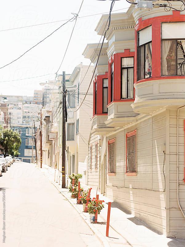 San Francisco Street by Meghan Boyer for Stocksy United