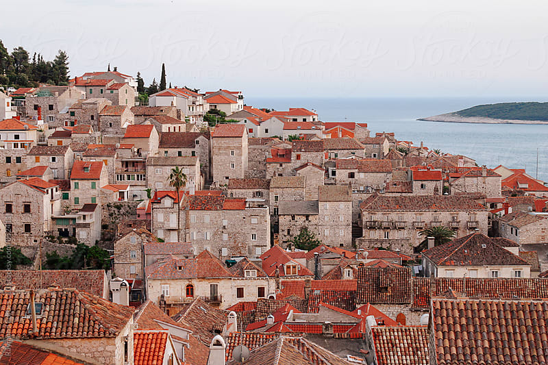 Hvar, Croatia by Raymond Forbes LLC for Stocksy United