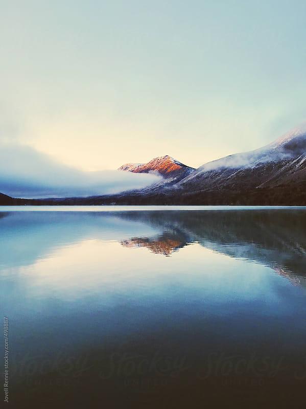 Kenai Lake, AK by Jovell Rennie for Stocksy United