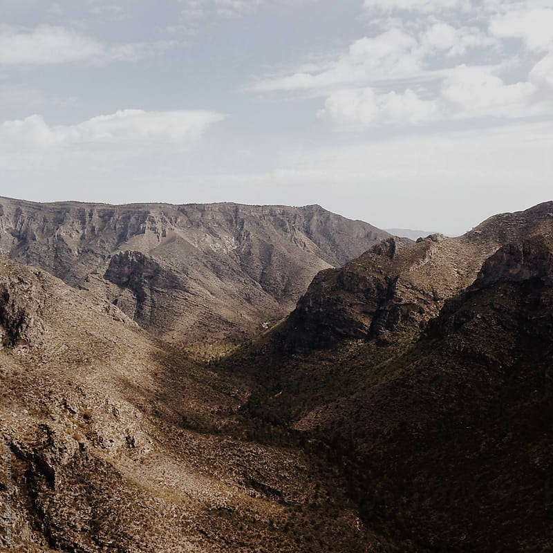 McKittrick Canyon by Kevin Russ for Stocksy United