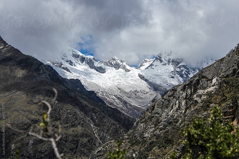 Huascarán National Park, Peru by Lucas Brentano for Stocksy United