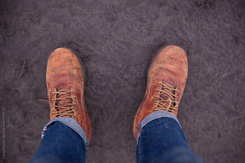 Hiking Boots by Carey Haider for Stocksy United