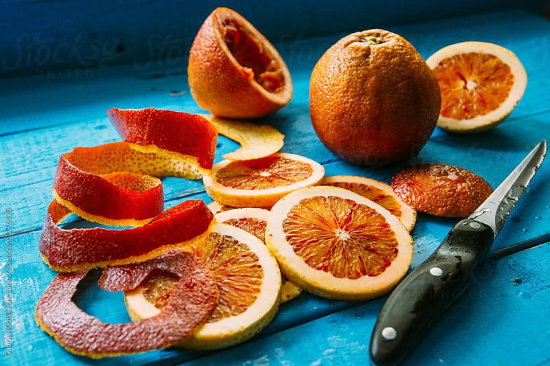 Blood Orange Slices by Gabriel (Gabi) Bucataru for Stocksy United