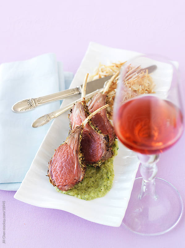 Rack of Lamb by Jill Chen for Stocksy United