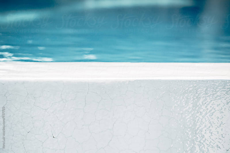 Swimming pool by Vera Lair for Stocksy United