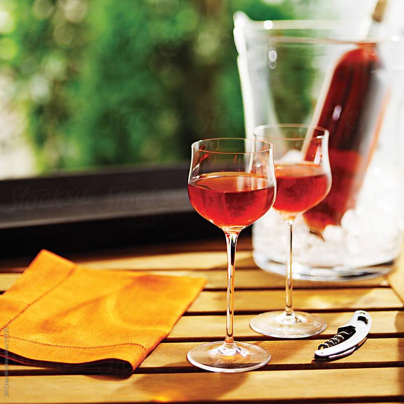 Summer Rosé by Jill Chen for Stocksy United