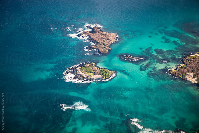 Small Islands in the Galapagos by Shelly Perry for Stocksy United