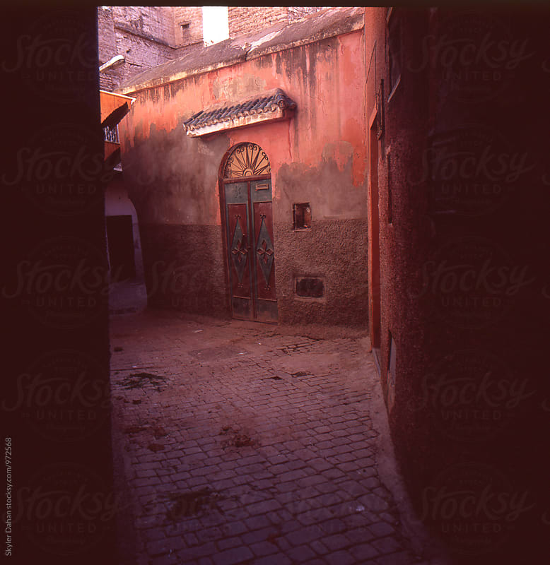 Moroccan Passage by Skyler Dahan for Stocksy United