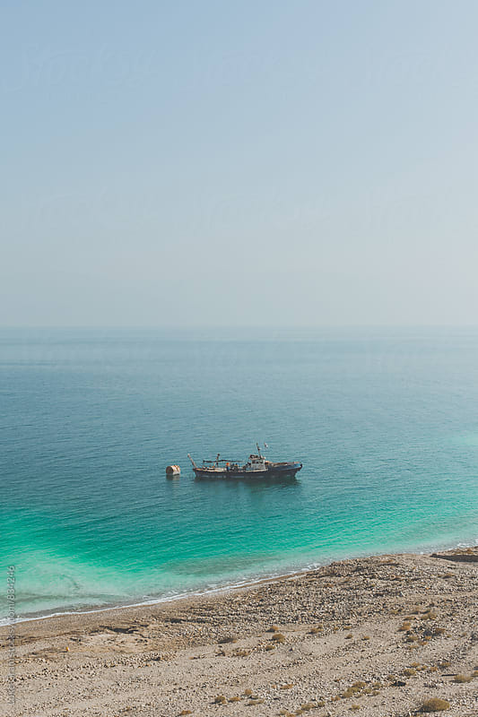 The Dead Sea by Luke Gram for Stocksy United