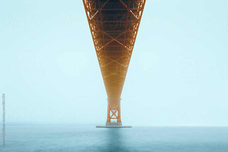 Golden Gate by Casey McCallister for Stocksy United