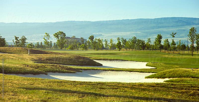 Golf by MEM Studio for Stocksy United