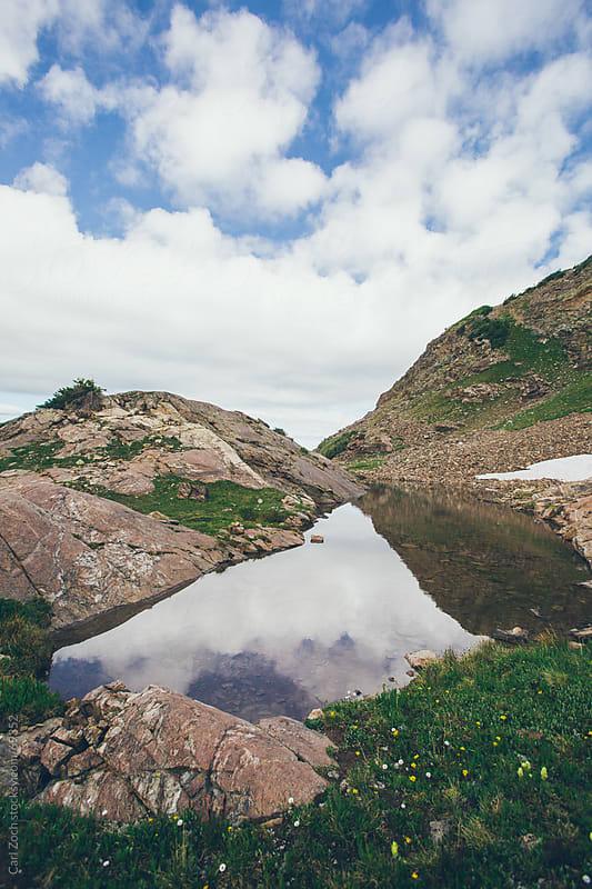 Yule Lakes by Carl Zoch for Stocksy United
