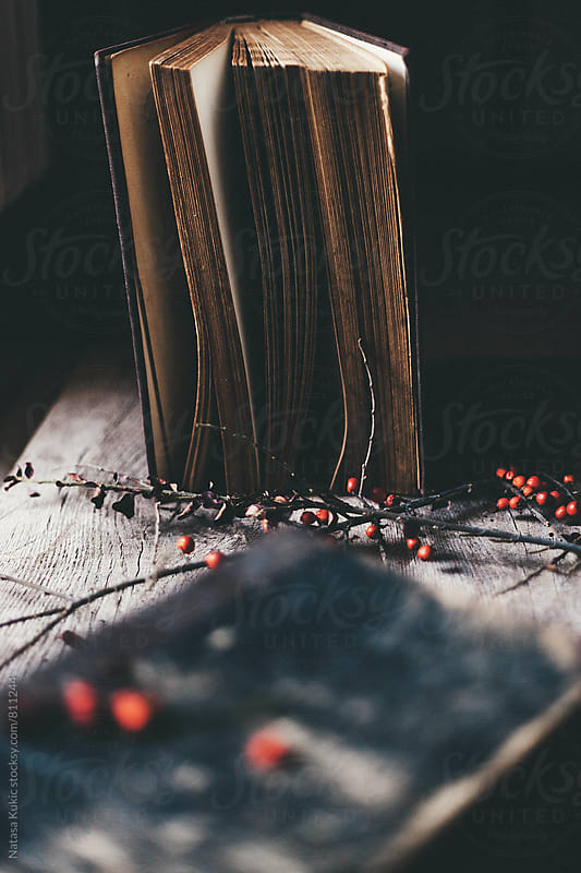 Christmas decor still life by Natasa Kukic for Stocksy United