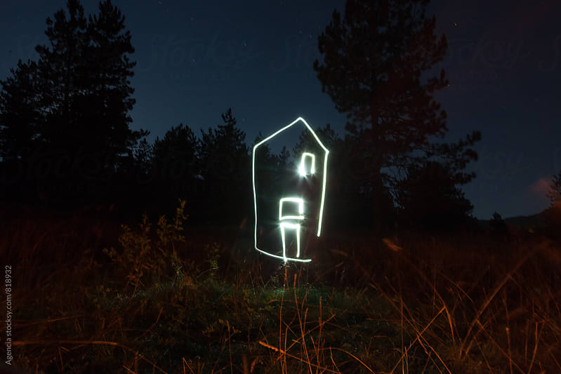 Light Painting by Agencia for Stocksy United