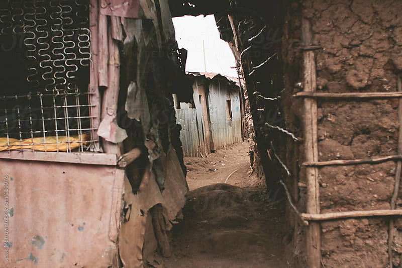 Kibera by Jesse Morrow for Stocksy United