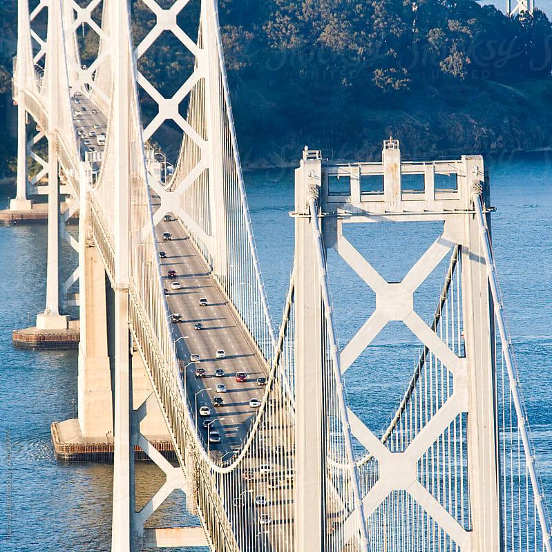 Bay Bridge, San Francisco, CA by Thomas Hawk for Stocksy United
