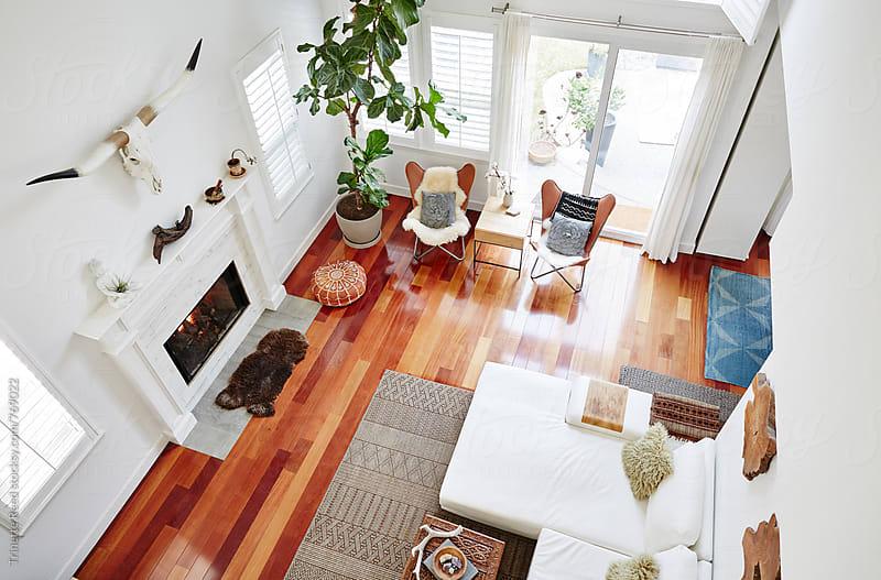 Modern Design Living Room by Trinette Reed for Stocksy United