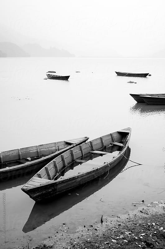 Phewa Lake, Pokhara by Bisual Studio for Stocksy United