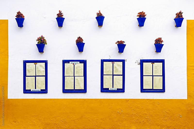 Traditional spanish house by Sasha Evory for Stocksy United