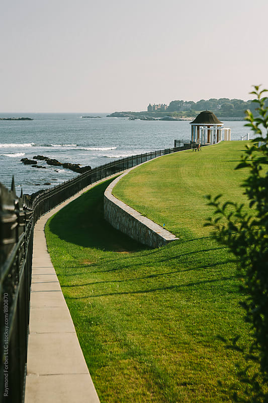 Newport Landscape by Raymond Forbes LLC for Stocksy United