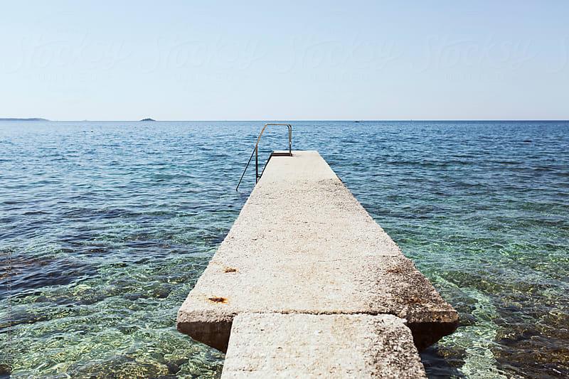Beautiful sea shore by Maja Topcagic for Stocksy United