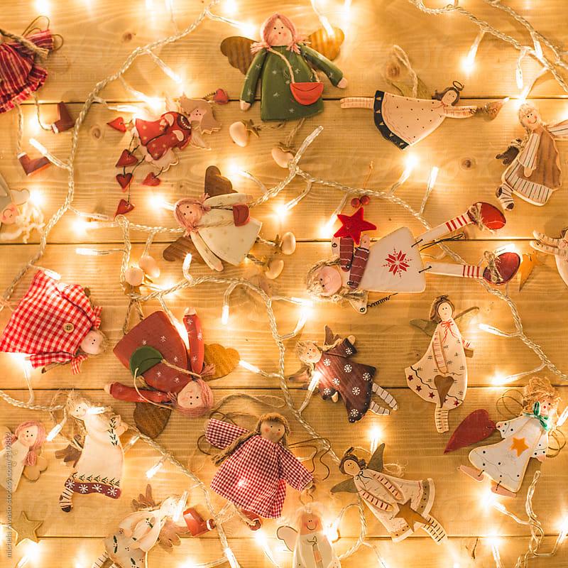 Christmas decorations by michela ravasio for Stocksy United