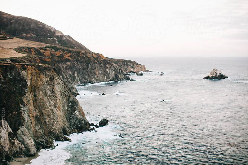 California coast by Lukas Korynta for Stocksy United