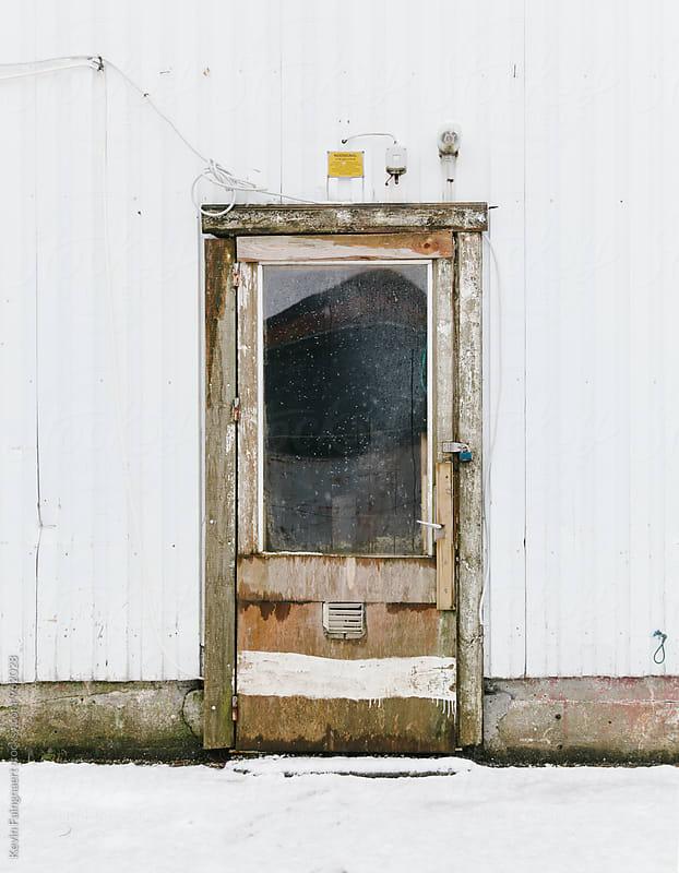 Door, Faroe Islands by Kevin Faingnaert for Stocksy United