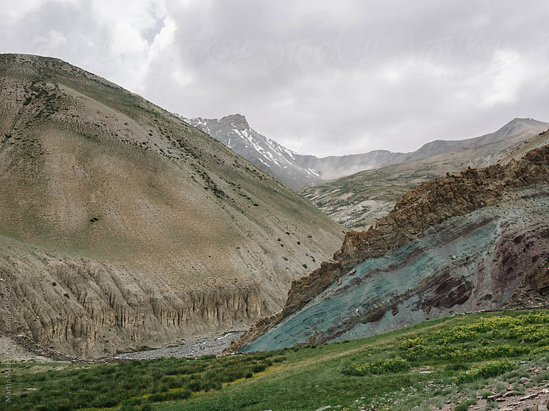 Ladakh Color Play by Martin Matej for Stocksy United