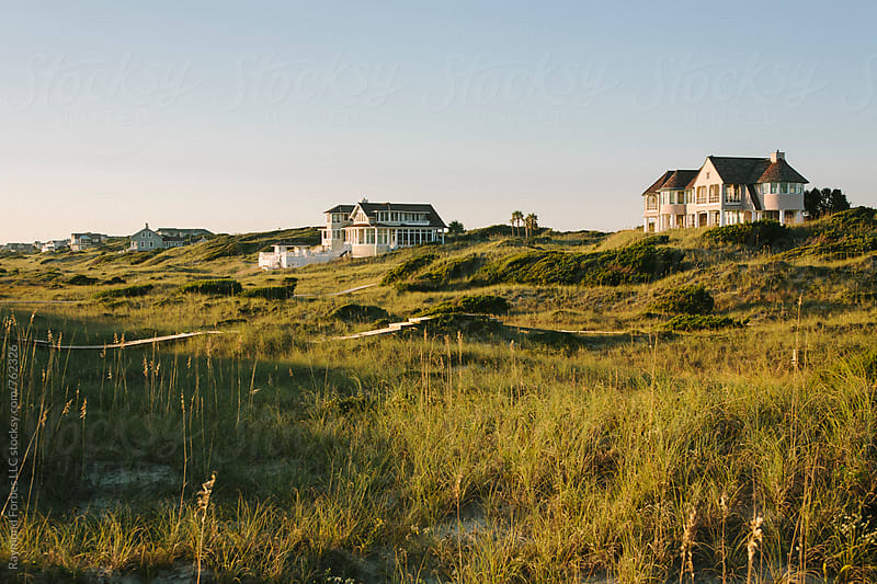 Bald Head Island North Carolina by Raymond Forbes LLC for Stocksy United