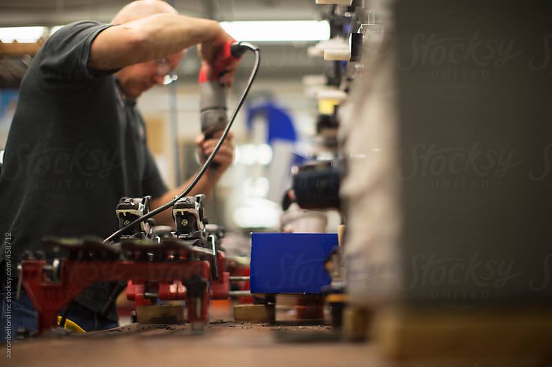 Ski Repair by aaronbelford inc for Stocksy United