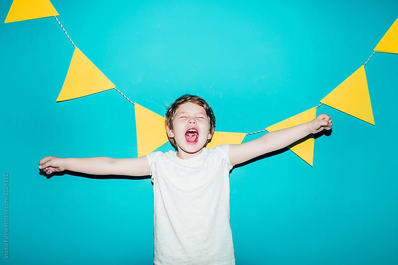 Happy Childhood! by Studio Firma for Stocksy United