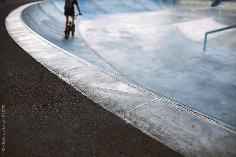 Skate Park by MEM Studio for Stocksy United