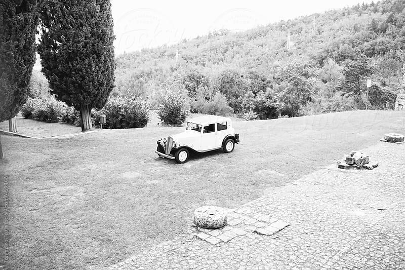 Vintage car by Tommaso Tuzj for Stocksy United