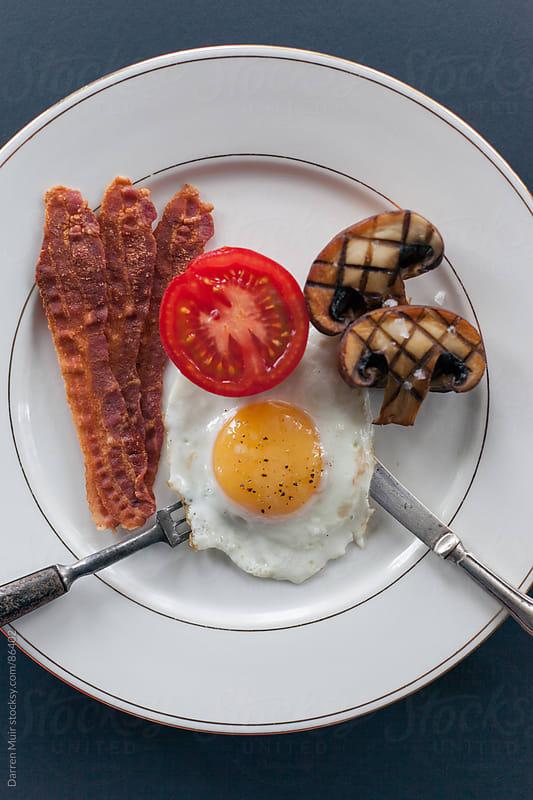 Breakfast. by Darren Muir for Stocksy United