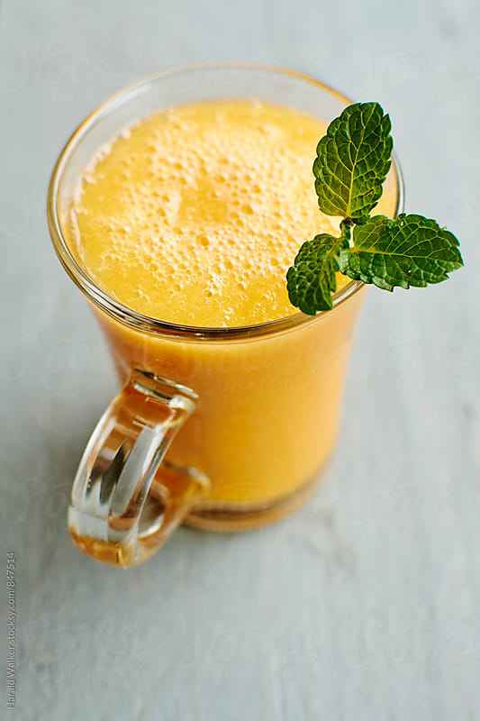 Fruit Smoothie by Harald Walker for Stocksy United