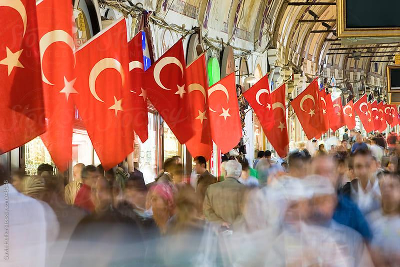 Grand Bazaar (Kapali Carsi), Istanbul, Turkey, Europe by Gavin Hellier for Stocksy United