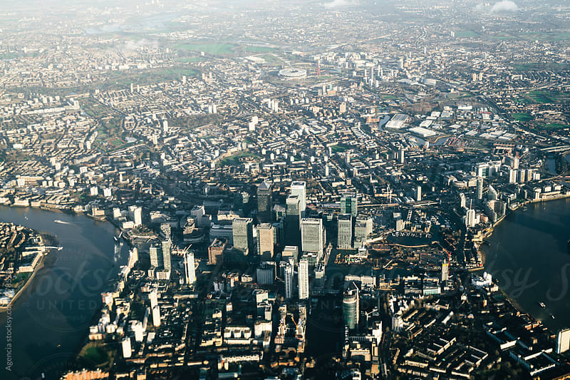 Canary Wharf by Agencia for Stocksy United