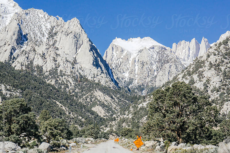 Mt Whitney portal, California by Shannon Aston for Stocksy United