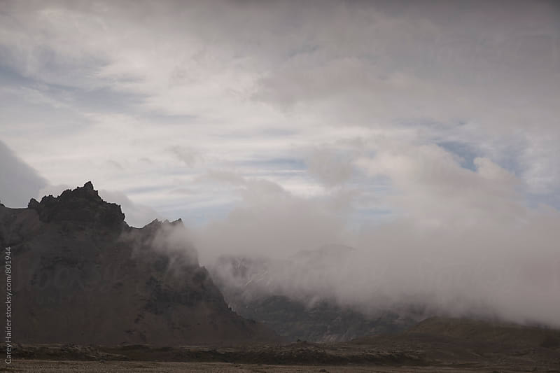 Fog On A Mountain by Carey Haider for Stocksy United