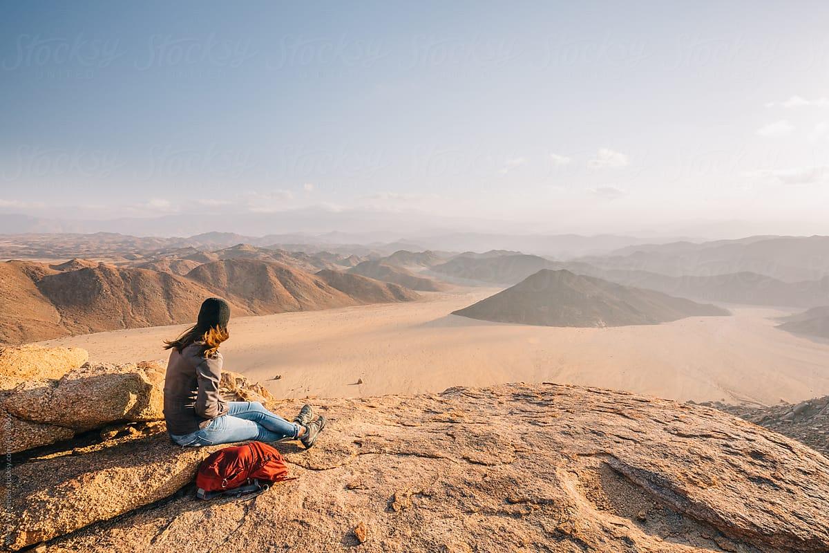 Image result for sitting in the desert