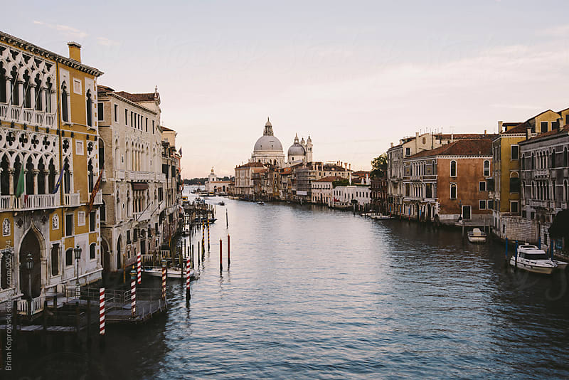 Venice Venezia by Brian Koprowski for Stocksy United