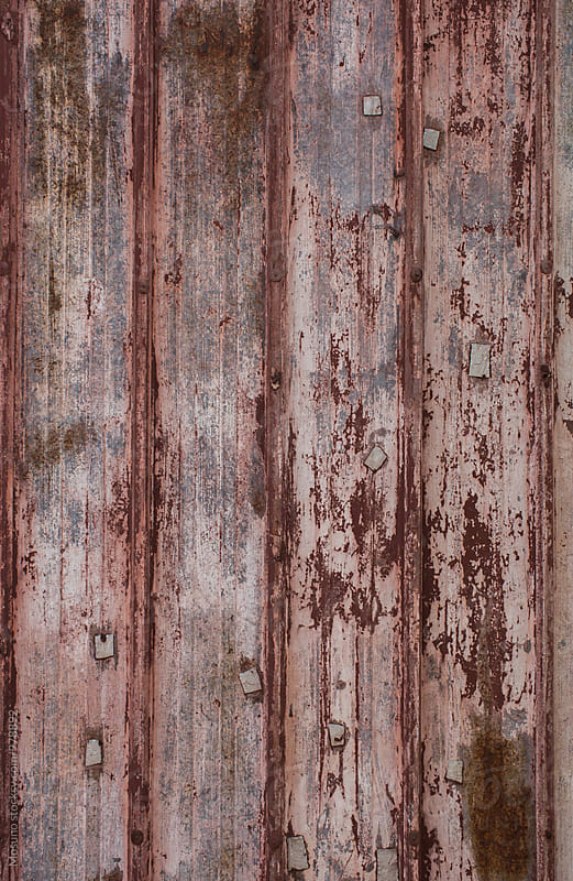 Rusty Background by Mosuno for Stocksy United