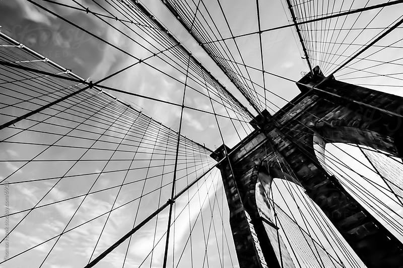 Brooklyn Bridge by Thomas Hawk for Stocksy United