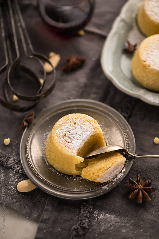 White chocolate pudding by Laura Adani for Stocksy United