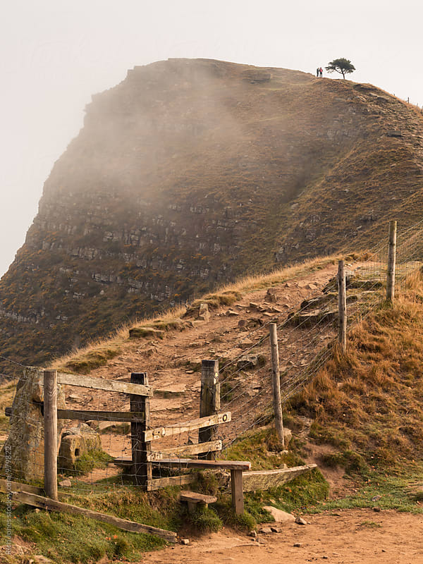 Lose Hill, Peak District by Rich Jones for Stocksy United